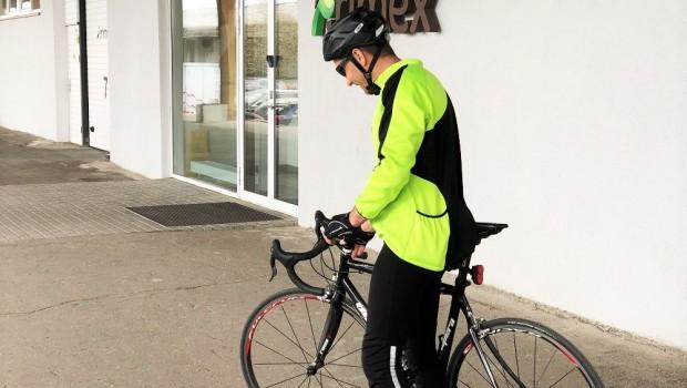 I darba dviračiu Arimex1
