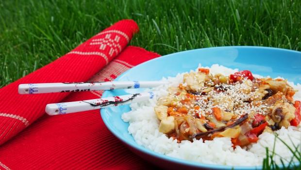 Kiniska vistiena su sezamos seklomis Arimex